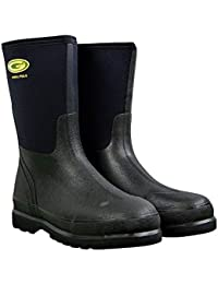 Mid-height Boots For Men and Women | Perfect For Muck, Mud, Rain | Waterproof Breathable