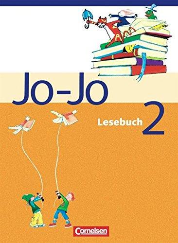 Jo-Jo Lesebuch - Bisherige allgemeine Ausgabe: 2. Schuljahr - Schülerbuch