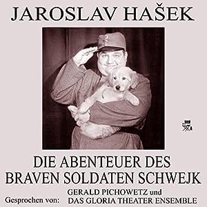 Die Abenteuer des braven Soldaten Schwejk Hörspiel