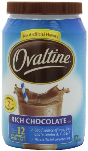 (Ovaltine Rich Chocolate - 12 oz - 6 pk)