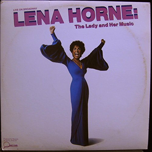 Lena Horne - Live On Broadway Lena Horne: The Lady And Her Music - 2QW 3597 2LP