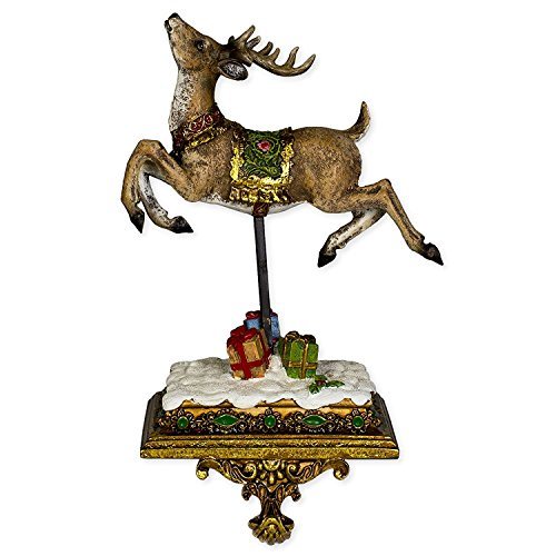 Holiday Stocking Holder (Joseph Studio Reindeer Holiday Stocking Holder)