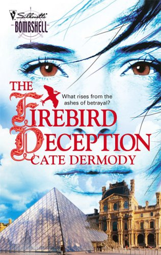 book cover of The Firebird Deception