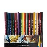 Prismacolor Premier Verithin Colored Pencils, 24-Count