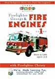 Firefighter George & Fire Engines, Fire Trucks, and Fire Safety, Volume 1