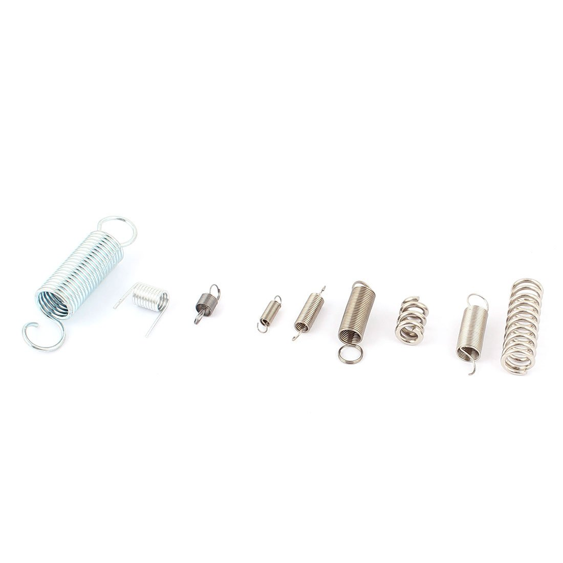 Threaded Screw M6-1.0 Thread Pitch Quickun 304 Stainless Steel Fully Thread Rod Pack of 1 25mm Length