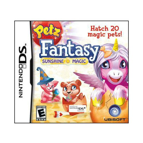 Petz Fantasy  Sunshine Magic