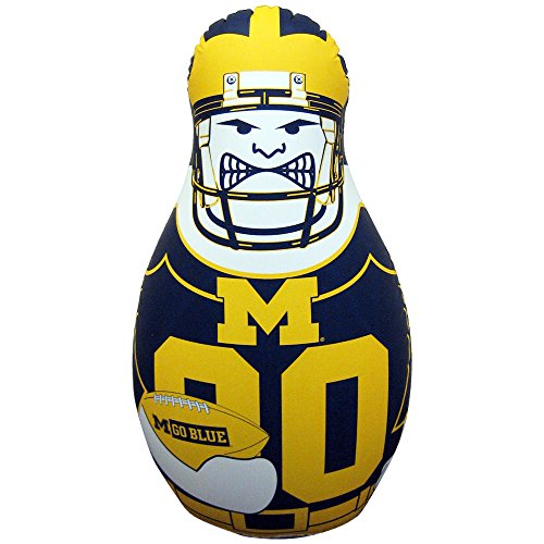Fremont Die NCAA Michigan Wolverines Bop - Stand Collegiate University Bag