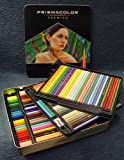 Prismacolor Thick Lead Art Pencils, 120 Color Set (3602TN)