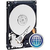 Western Digital HDD 80GB WD800BEVE 2.5-inch EIDE 5400rpm 8MB
