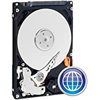 Western Digital HDD 80GB WD800BEVE 2.5-inch EIDE 5400rpm 8MB