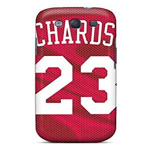 Snap-on Philadelphia 76ers Case Cover Skin Compatible With Galaxy S3
