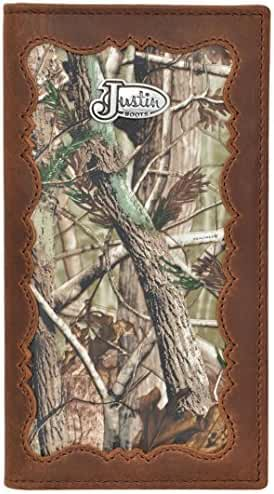 Justin Camo Western Rodeo Wallet