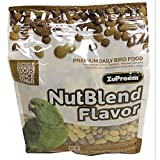 Zupreem Nut Blend Diet for Medium/Large Birds, 3.25-Pound, My Pet Supplies