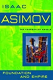 Foundation and Empire, Isaac Asimov, 0553803727