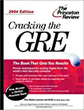 Cracking the GRE, 2004 Edition, Princeton Review Staff and Karen Lurie, 0375763236