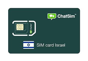 Tarjeta SIM internacional para viajes a ISRAEL y en todo el ...