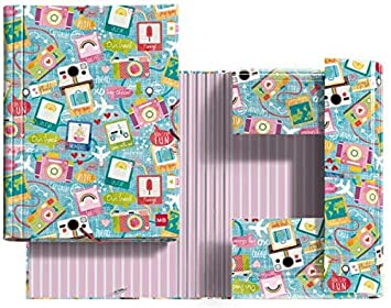 Miquelrius 20008 - Carpeta solapas photos: Amazon.es: Oficina y papelería