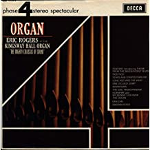 """Eric Rogers - At The Kingsway Hall Organ """"The Mighty Colossus Of Sound"""" - Decca - PFS4074 Near Mint (NM or M-)/Near Mint (NM or M-) LP"""