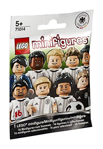 Lego Minifigure 71014 Mannschaft National product image