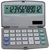 Royal - Folding Solar Calculator 2 pcs sku# 391137MA