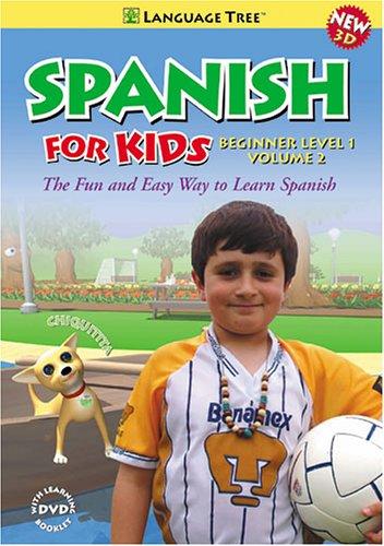 Spanish for Kids: Beginner Level 1, Vol. - Tree For Language Spanish Kids