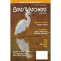 1-Year (6 Issues) of Bird Watcher's Digest Magazine Subscription