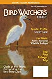 Magazines : Bird Watchers Digest
