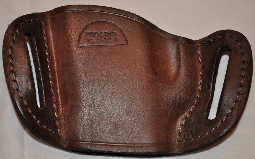 Pro-Tech Outdoors Brown Leather Beltslide Gun Holster for S&W M&P 45, Sigma Series by Pro-Tech Outdoors (Image #3)