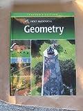 img - for Holt McDougal Geometry Teacher's Edition 2011 book / textbook / text book