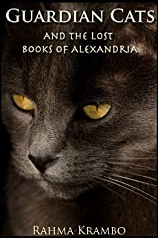 Image result for guardian cats and the lost books of alexandria