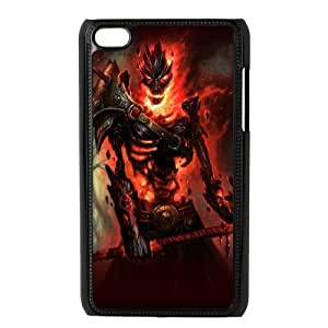 Ipod Touch 4 Phone Case Magic The Gathering F5S8267