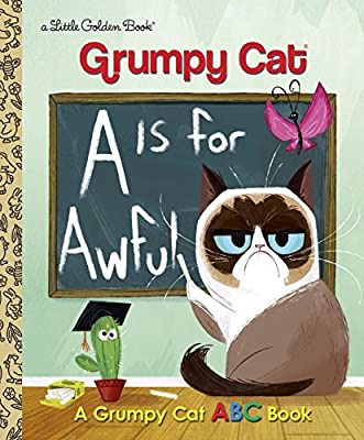 Grumpy Cat Little Golden Book #2 (Grumpy Cat)