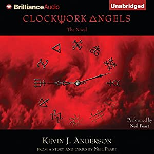 Clockwork Angels Audiobook
