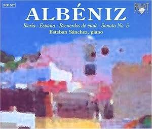 Albeniz:Iberia/Espana