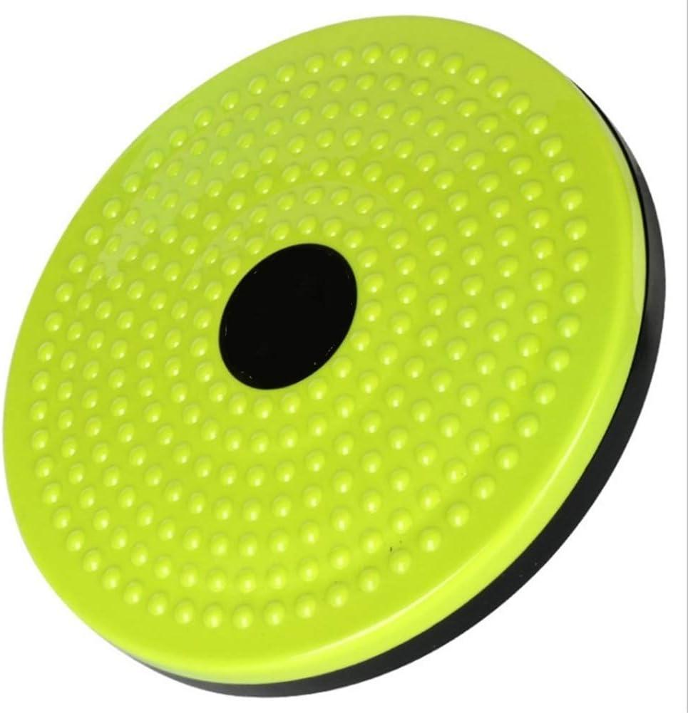 WESDOO Balance Ball Balance Pad Rundes Wackelbrett Balance Ball Trainer Balance Board Physio Ausgleichskissen Stabilit/äts-Wackelbrett Wackelkissen Physio