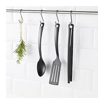 Ikea 303.358.41 Gnarp - Juego de utensilios de cocina (3 piezas ...