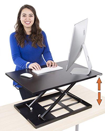Standing Desk Adjustable Converter Instantly