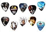 Weird Al (Limited to 100) Set of 10 Electric Acoustic Guitar Plectrums