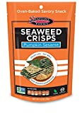 Seapoint Farms Seaweed Crisps, Pumpkin Sesame, 1.2 Ounce (Pack of 12)