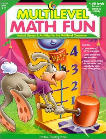 Download Multilevel Math Fun: Instant Games & Activities for the Multilevel Classroom : Grades 1-2 ebook