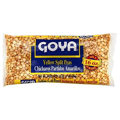 Goya Pea Split Yellow by Goya