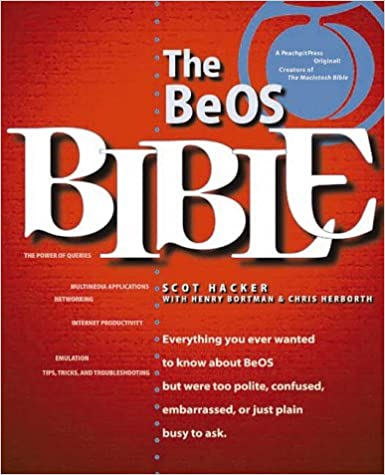 BeOS Bible, The
