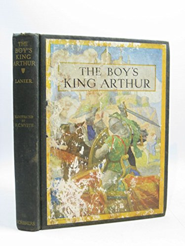 Used, The Boy's King Arthur Illustrated By N.C.Wyeth for sale  Delivered anywhere in USA