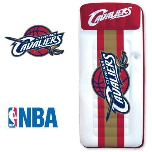 Poolmaster 88604 Cleveland Cavaliers NBA Giant Mattress [並行輸入品]   B07BMZD1KB