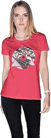 Creo London Underground T-Shirt For Women - L