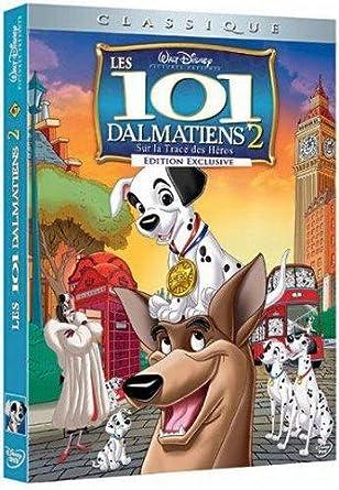 Amazon Com 101 Dalmatiens 2 Sur La Trace Des Heros Edition