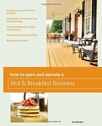 How To Operate A Successful Bed And Breakfast