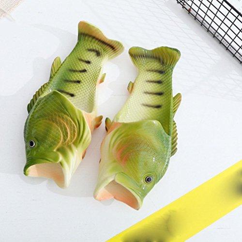 De De Vert DrôLe Maison Douche Parents Poisson Tongs Enfants Lolittas Pantoufle Sandales Unisexe Plage Chaussures qxHaa7