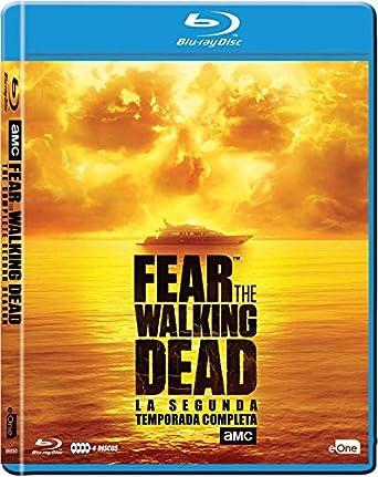 Fear The Walking Dead 2ª Temporada Non Usa Format Pal Import Spain Movies Tv
